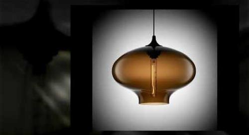 Stargazer Pendant - Modern Lighting