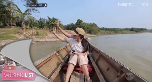 Weekend List - Marsya dan Shinta Jalan-jalan ke Aras Napal, Sumatera Utara Part 1