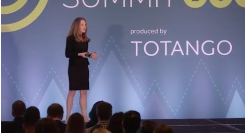 The Evolution of Customer Success: from Break-Fix to Business Outcomes - Catherine Blackmore