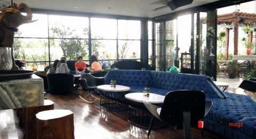 ODYSSEIA Restaurant at Pacific Place Jakarta