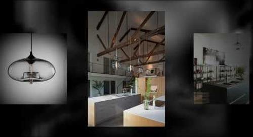 Kitchen Island Pendant Lighting by Niche Modern