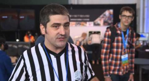 TCO14 3D Systems - Knockblocks World Championship