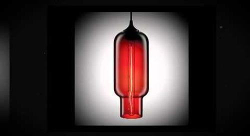 Designer Modern Pendant Lamps by Niche