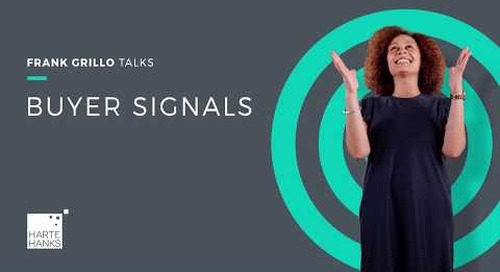 Reading Buyer Signals for Human Marketing