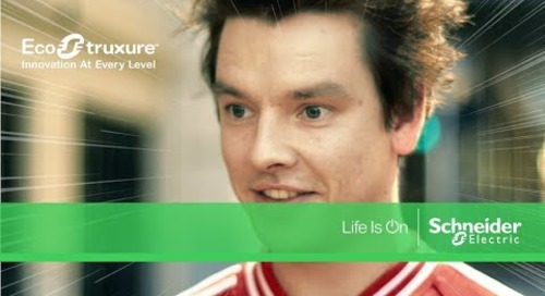IoT Enabled EcoStruxure™ for Data Centers Will Support Your Next Big Idea