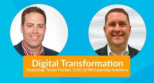 Tynan Fischer on Digital Transformation For The Enterprise