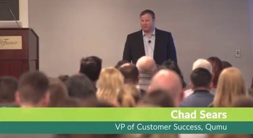 Building a Profile for Customer Health by Understanding Your Customers - Chad Sears