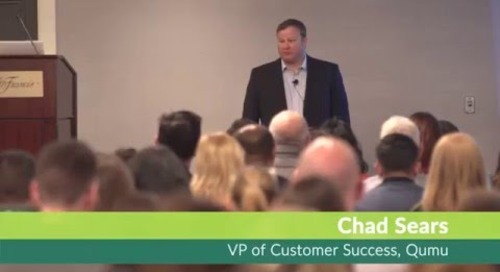 Building a Profile for Customer Health - Customer Success Summit 2016