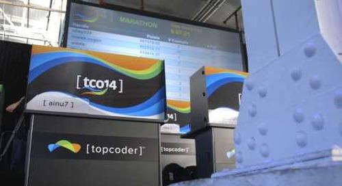 TCO14 Marathon Update 2