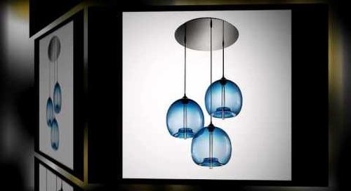 Niche Modern Circular Multi-Pendant Chandelier