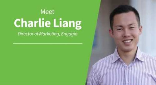 Charlie Liang and Justin Gray Chat About Account based Everything and its Relation to ABM