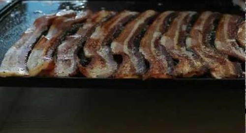 HD BACON! 1080p Sizziling magnificence - Atalasoft Bacon Day