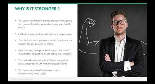 Leveraging Health Designer For Faster Resulys