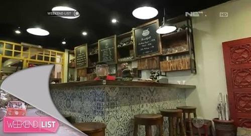 Weekend List - Mandaga Canteen, Jakarta