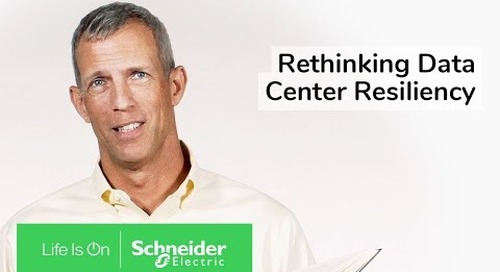 Rethinking Data Center Resiliency at the Edge of your Network