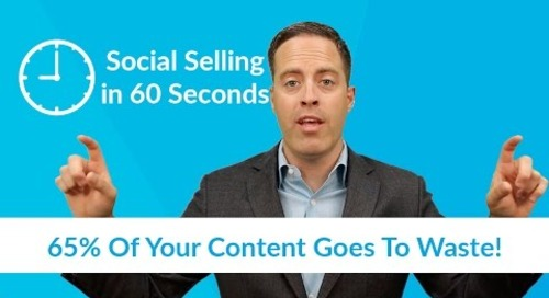 65% Of Your Content Is Going To Waste!