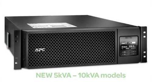 Smart-UPS On-Line Next Generation LCD Overview - SRT Models