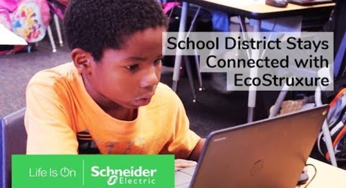 MVUSD Empowers 21st Century Learning with Schneider Electric's Prefabricated Modular Data Center