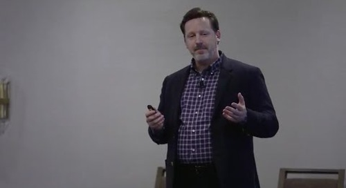 Developing Your Customer Health Metrics at a Technical Company - Bill Lapcevic