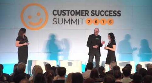 Totango Hero Awards - Customer Success Summit 2015