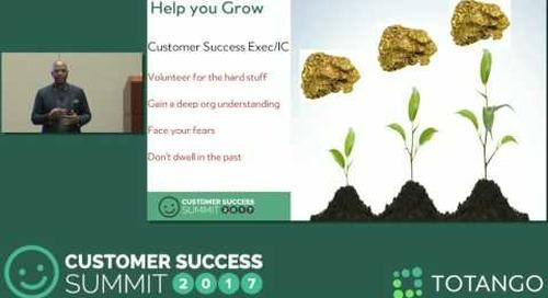 [Track 3] Talent Customer Success Executives Really Need - Customer Success Summit 2017