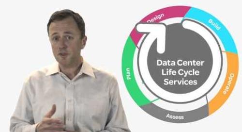 Data Center Life Cycle Services - Executive Overview