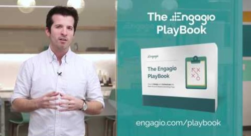 The Engagio Playbook – Design & Orchestrate the Best Account Based Plays