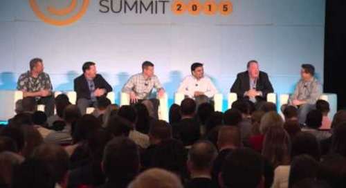 Customer Success by the Numbers Panel - Customer Success Summit 2015