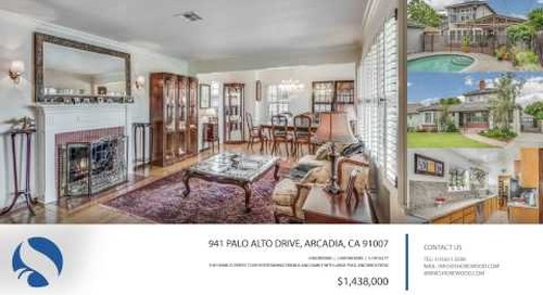 Shorewood Living | Greater Los Angeles Homes for Sale — 6.17.15