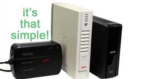 APC by Schneider Electric - How to Replace a UPS Battery
