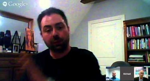 Real Estate Crowdfunding Webinar Episode #3 - Patch of Land Testimonial with Michael Kevorkian
