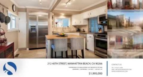 Shorewood Living | South Bay Homes for Sale — 3.12.15
