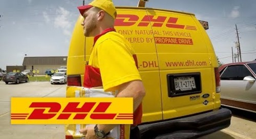 Connecting people. Improving lives. Experience the spirit of working at DHL.