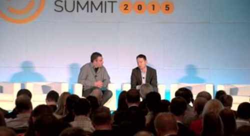 The Origins of Customer Success at Salesforce - Customer Success Summit 2015