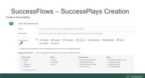 Announcing Success Flows, Zendesk Integration, and Other Customer Love features