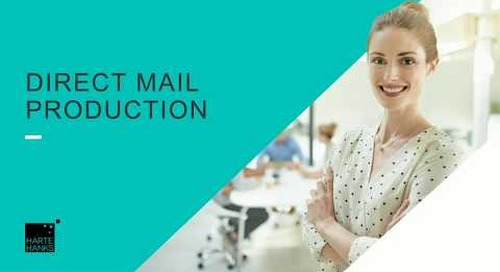 Optimizing Direct Mail Production