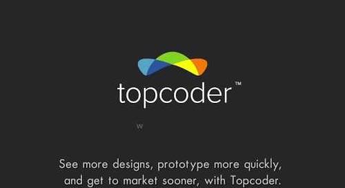 Crowdsourcing through Topcoder (with subtitles)