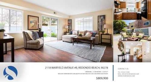 Shorewood Living | Redondo Beach Homes for Sale — 7.8.15