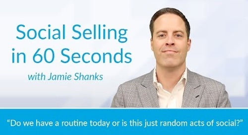 The #1 Mistake Companies Make With Social Selling: DIY
