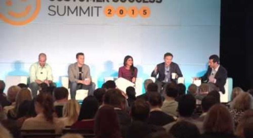 Customer Success the Next Generation: What is the Final Frontier? - Customer Success Summit 2015