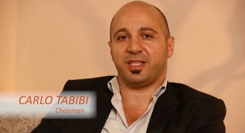 Meet the Team: Carlo Tabibi (Co-Founder & Chairman)