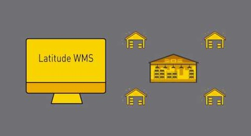 Latitude WMS Overview