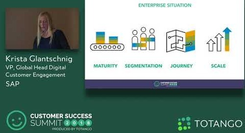 Enterprise Customer Success Through Digital Engagement - Customer Success Summit 2018 (Track 3)