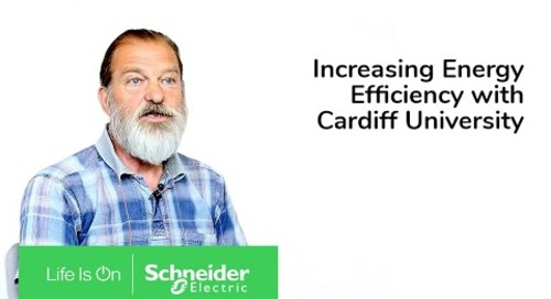 Increasing Energy Efficiency, Cardiff University