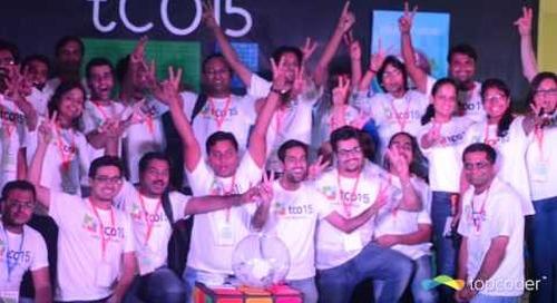2016 Topcoder Open - India