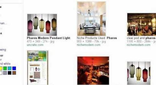 Pharos Modern Pendant Light - Search Story