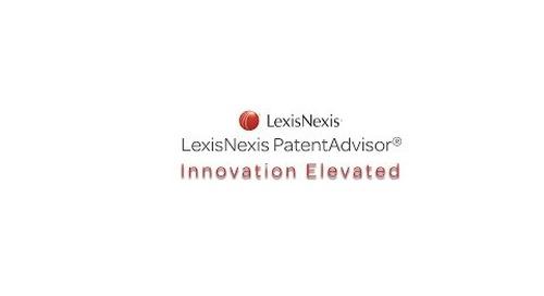 LexisNexis PatentAdvisor®
