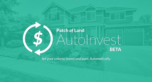 Patch of Land AutoInvest Feature Beta