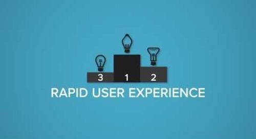 Topcoder RUX - Rapid User Experience: Crowdsourcing Design Competition