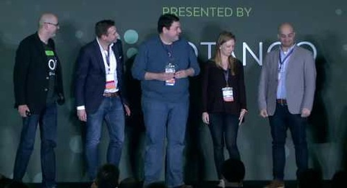AWARD CEREMONY: Customer Success Hero Awards Announced - Customer Success Summit 2017